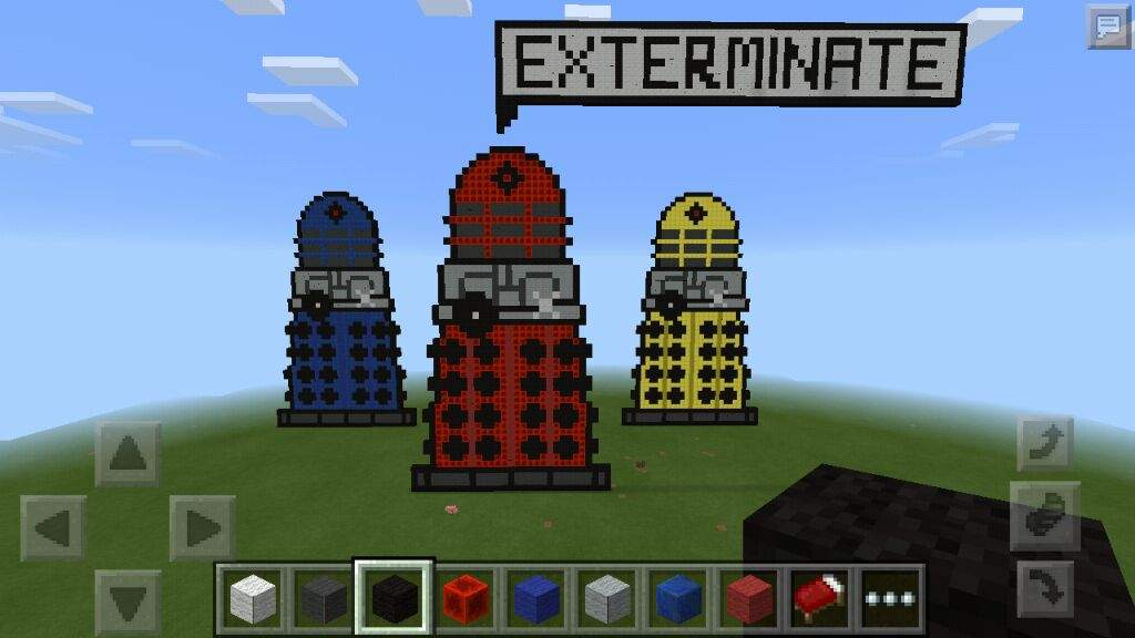 exterminate exterminate i hope you like it doctor who amino