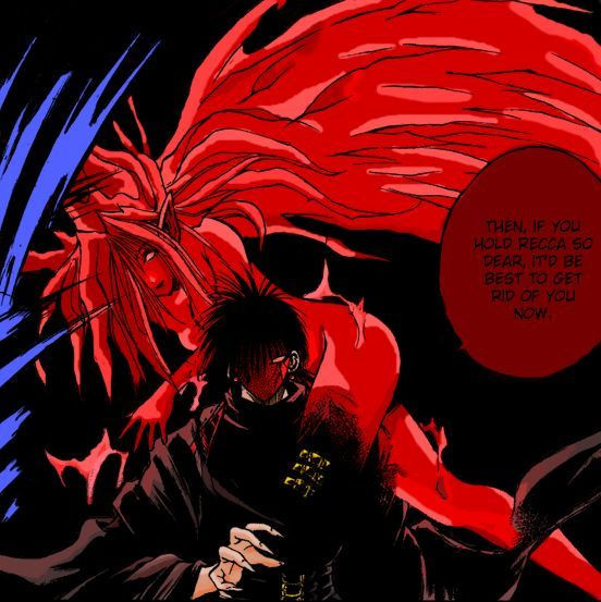9 Dragon Flame Of Recca Dragons: Flame Of Recca