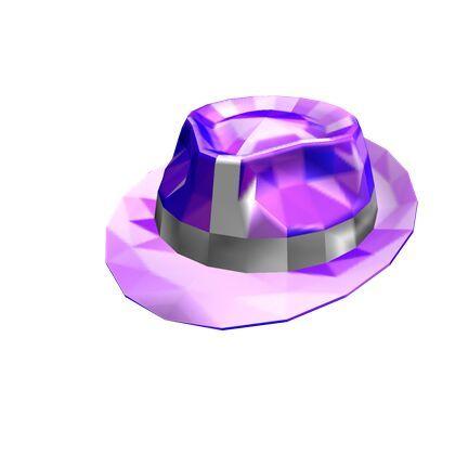 Purple Sparkle Time Fedora | Wiki | Roblox Amino