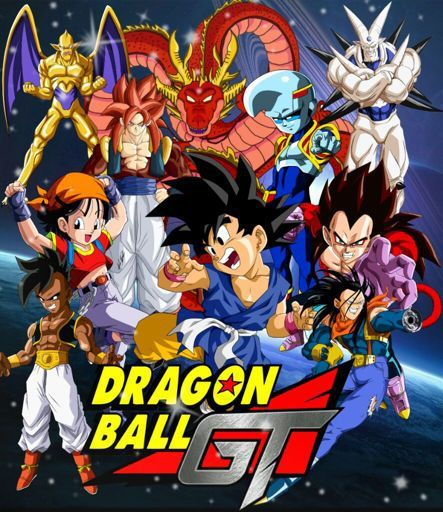 dragon ball gt anime amino