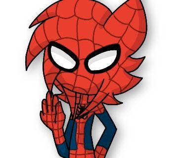 zayn cosplaying as spiderman sonic the hedgehog amino