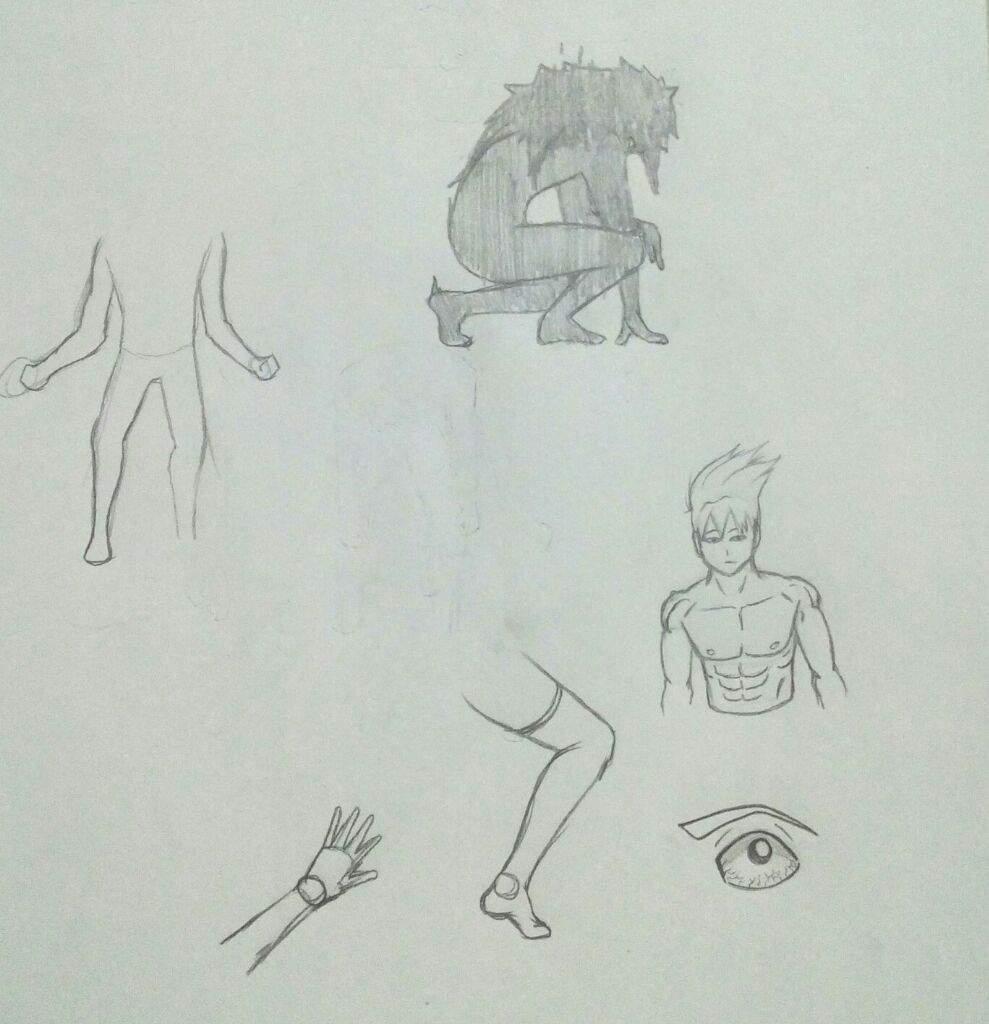 Mejorando mi dibujo de anatomía humana | •Anime• Amino