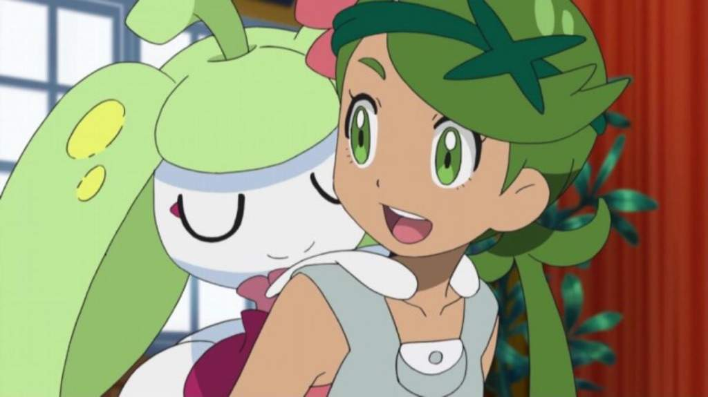 Who Is The Best Sun And Moon Girl Pok 233 Mon Amino