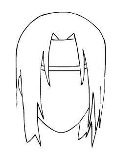 Dibujo Digital De Itachi Uchiha Naruamino Amino