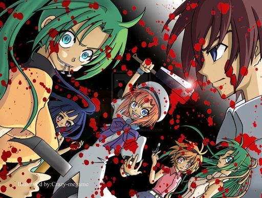Higurashi When They Cry Wiki Anime Amino