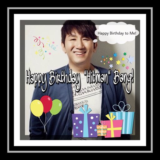 happy birthday hitman bang