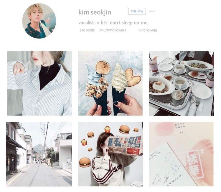 Bts Ig: Bts [ Instagram Edits ]