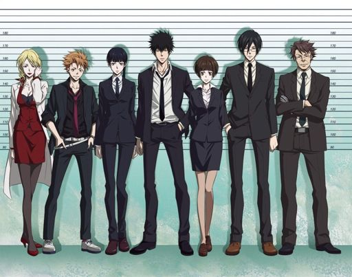Psycho-Pass and the Zodiac Signs   Part 1   Psycho-pass Amino