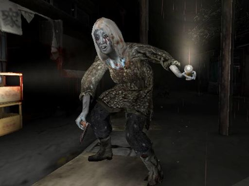 The Shibito A Short Essay On The Greatest Horror Game Villains Of All