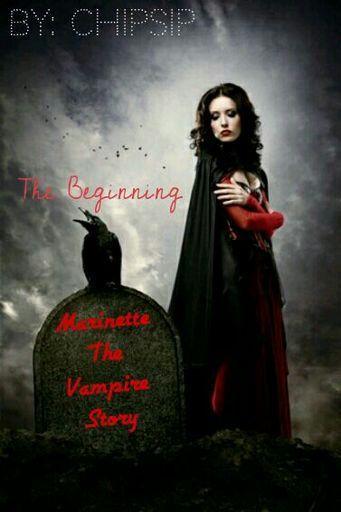 Marinette the vampire story part 1!🐞🐱 | Miraculous Amino