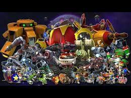 Crushing Dr Eggman Robot Army Wiki Sonic The Hedgehog Amino