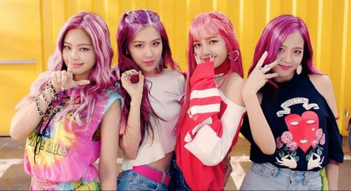 BLACKPINK With Pink Hair♡ | BLINK (블링크) Amino