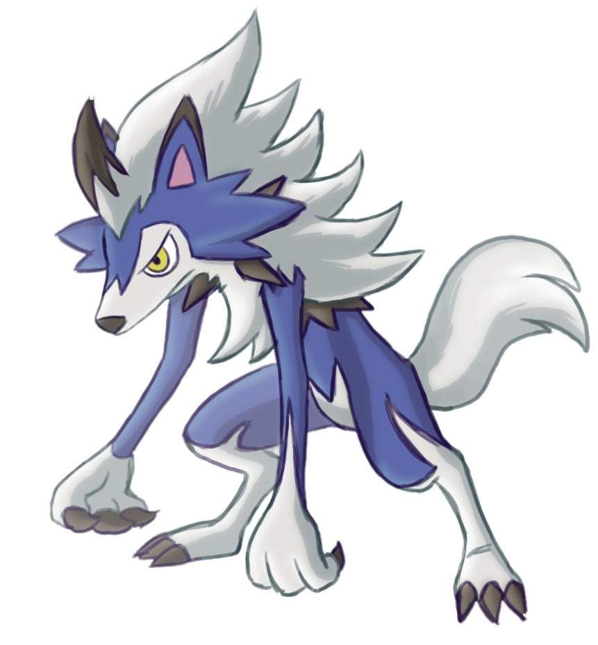 Why Dusk Lycanroc Is A Failure Of A Design Pok 233 Mon Amino