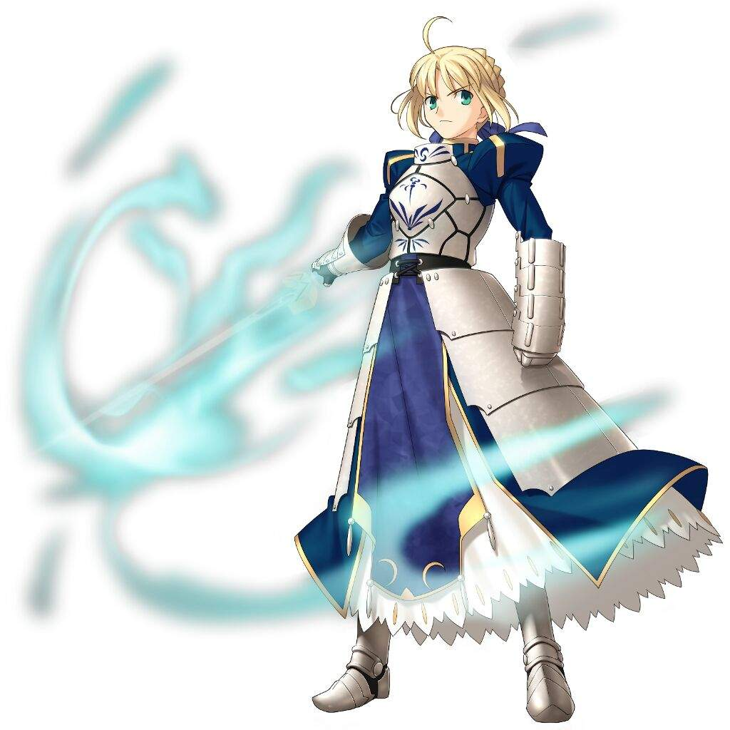 anime blue saber ndash - photo #26