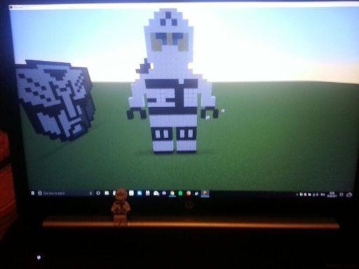 Ninjago Movie Zane Pixel Art Lego Amino