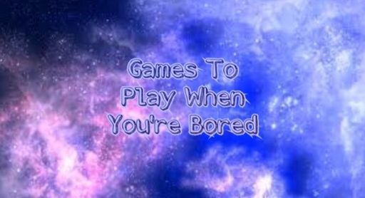Games To Play When You Re Bored Wiki Roblox Amino