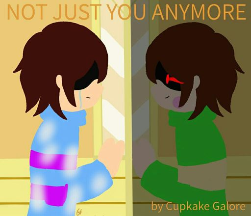 Not Just You Anymore 🌟{Original Fanfiction}🌟 | Undertale Amino