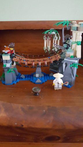 LEGO Set Review: The LEGO Ninjago Movie Master Falls | LEGO