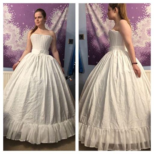 fa1b018f5116 Civil War Era Foundation Garments | Cosplay Amino