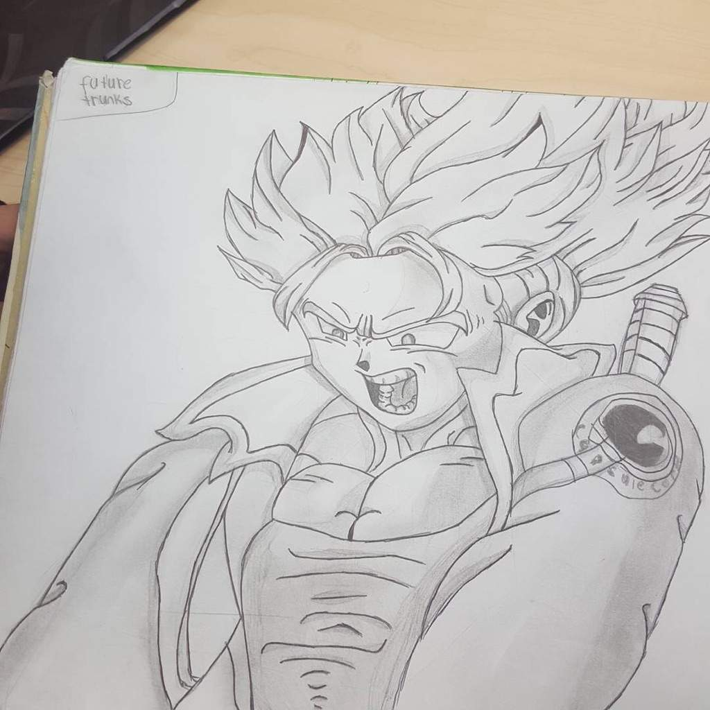 Dragon ball sketch anime amino