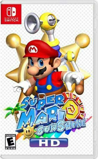 Do you think that super Mario sunshine deserves a HD remix