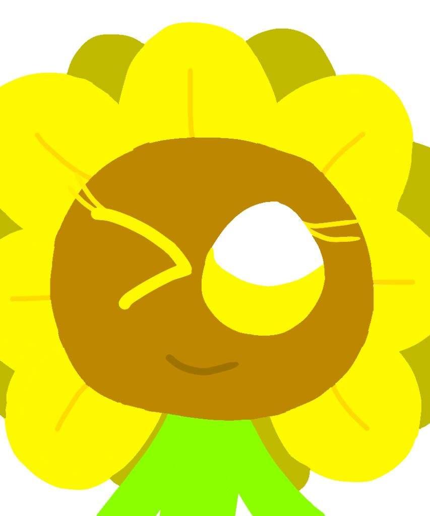 Lineless Sunflower   PvZ  Universe Amino Amino