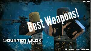 CB:RO Best Weapons! | Roblox Amino