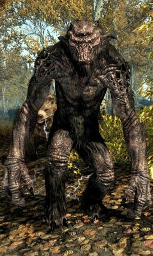 Which Troll Is The Strongest? (Skyrim) | Tamriel: Elder Scrolls