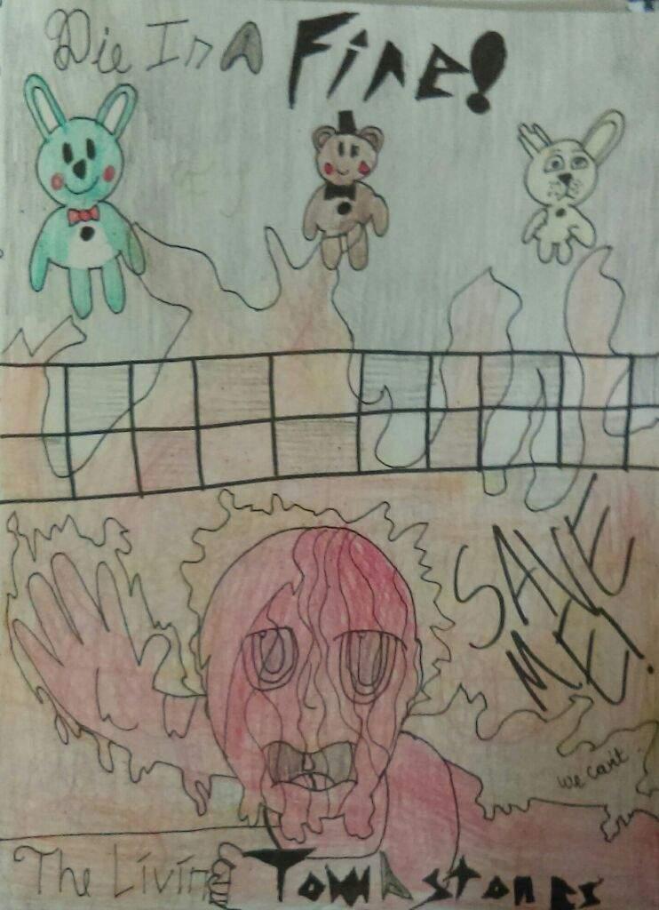 Light and Dark | Five Nights At Freddy's Amino