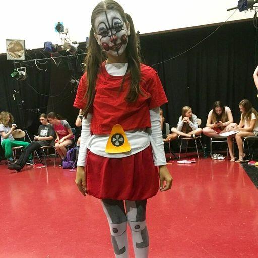 Circus baby fnaf cosplay