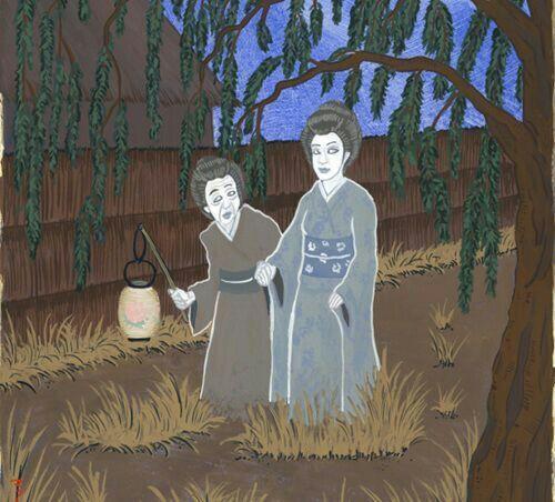 Botan Dōrō