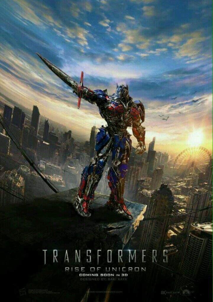 Quienes Piensan Que Esta Sera La Nueva Película De Transformers