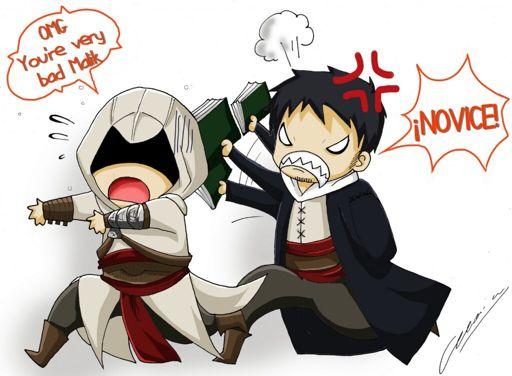 Assassin S Creed 1 Anime Amino