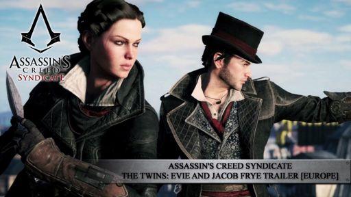 The Frye Twins Wiki Assassins Creed Amino