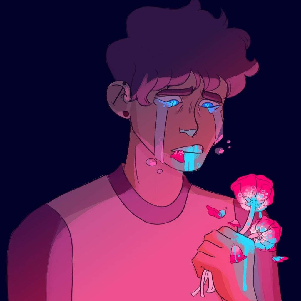 Good Bye Keith >> Hanahaki Disease Lance 🥀   Voltron Amino