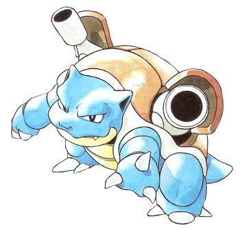how to get blastoise in pokemon y