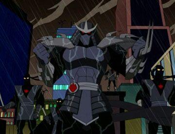 Utrom Shredder Wiki Tmnt 2003 Fans Amino