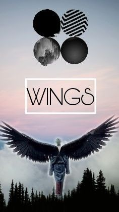 Bts Wings Wallpaper Lockscreen K Edits Amino