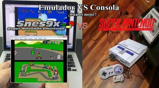 🔸¿Emuladores 🆚 Consolas? | Análisis (Snes9x/Snes) | RetroX Amino