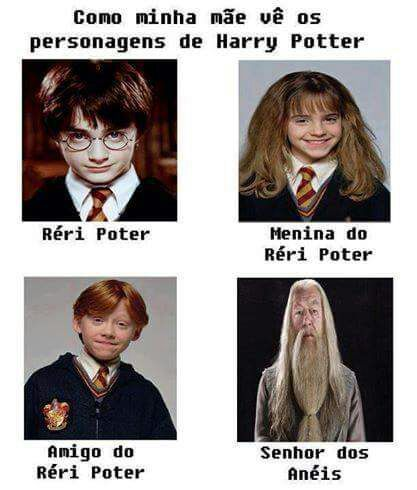 Download Harry Potter Personagens Nomes