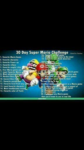 Super Mario 30 Day Challenge// Day 8-10 | Mario Amino