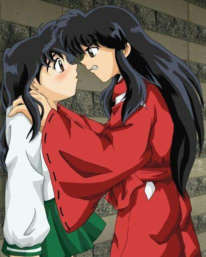 Now Kiss Inuyasha Amino Amino