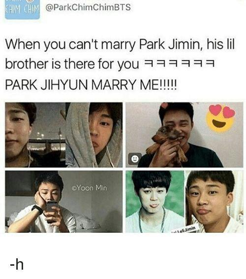Similiar BTS Jimin Little Brother Keywords