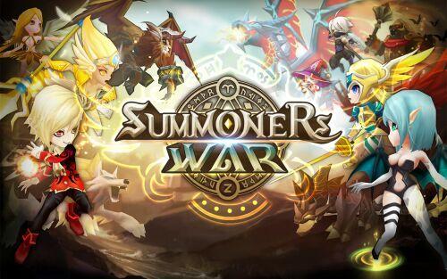 Resultado de imagen para Summoners' War: Sky Arena