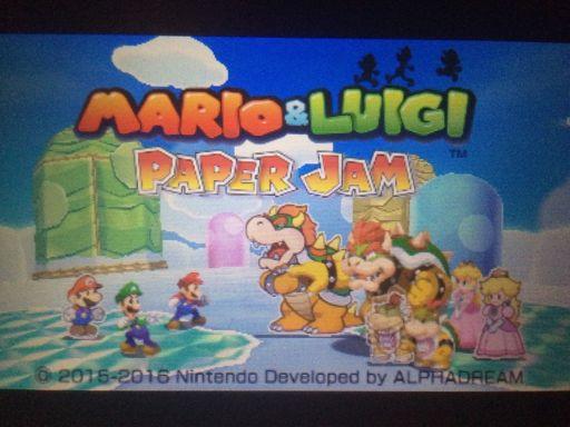 Mario Luigi Paper Jam Wiki Mario Luigi Rpgs Amino