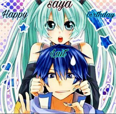 عيد ميلاد صديقي واخي الغالي لايت سنباي Anime Amino