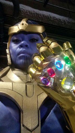 Thanos Genderbend 80 Cosplay Amino
