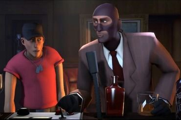 Spy Theory Team Fortress 2 Amino
