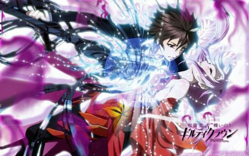 Guilty Crown Is So Cool Animeits A Really Saddest Anime Frevrzutto Zuttoits One Of My Fav
