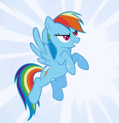 Análisis Psicológico: Rainbow Dash | Equestria: Fan Club
